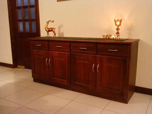Bufeteras muebles maden for Bufeteras para comedor